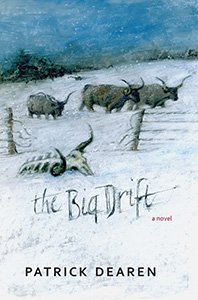 The Big Drift, Cover