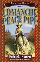 Comanche Peace Pipe Cover