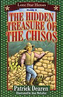 The Hidden Treasure of the Chisos Cover